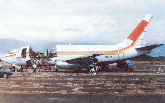Vol 243 Aloha Airlines : le seul exemple connus de Boeing cabriolet.