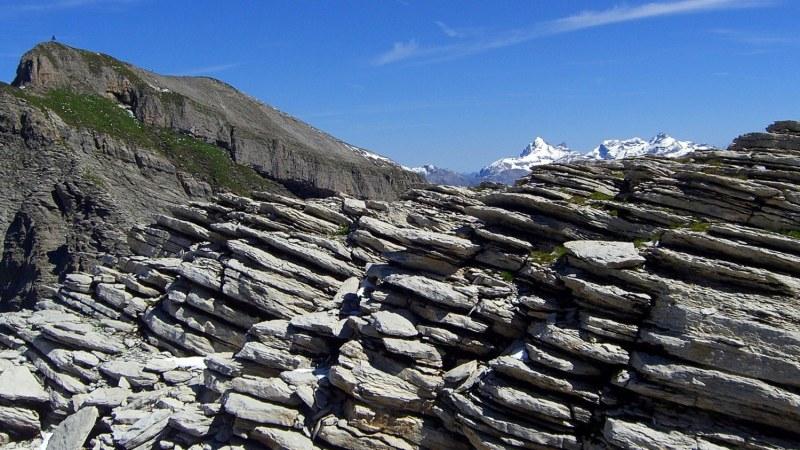 la pile d'assiettes (Haute-Savoie)
