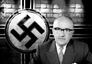 Walter Hallstein, premier président de la Commission Européenne