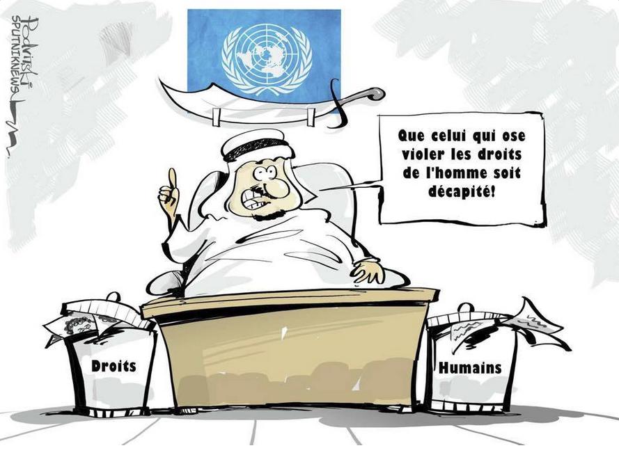 droits de l'homme selon ONU