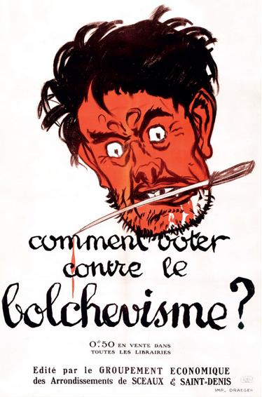 comment voter contre le bolchevisme