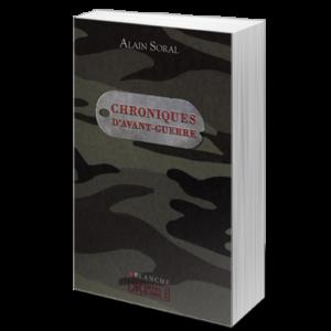 chroniques avant guerre soral