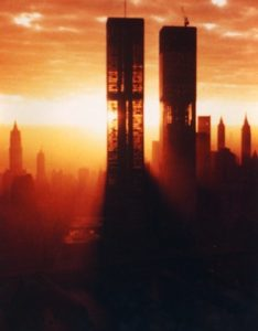 twin-towers-sunset