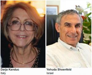 Darja et Yehuda ne sont pas vraiment d'accord avec Marisol et Agnès. Normal, ils servent la science, pas la finance.
