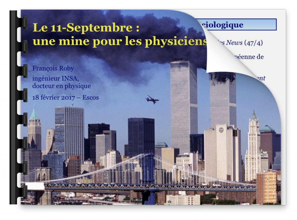 Le 11-Septembre : une mine pour les physiciens