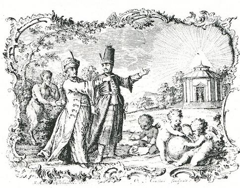 Lettres persanes – Montesquieu
